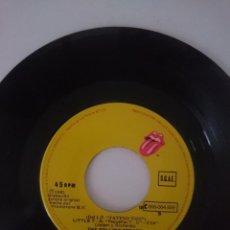 Discos de vinilo: SINGLE - THE ROLLING STONES - AÑO 1981 -VER FOTOS. Lote 207672848