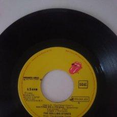 Discos de vinilo: SINGLE - THE ROLLING STONES - AÑO 1981 -VER FOTOS. Lote 207673286