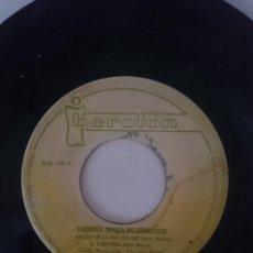 Discos de vinilo: SINGLE - SARDANA DANÇA DE GERNANCE --- AÑO 1964 -VER FOTOS. Lote 207675998