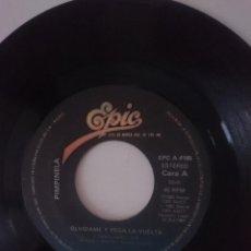 Discos de vinilo: SINGLE - PIMPINELA - AÑO 1982 -VER FOTOS. Lote 207676115