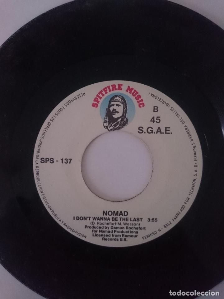 Discos de vinilo: SINGLE - NOMAD --- AÑO 1991 -VER FOTOS - Foto 2 - 207676175