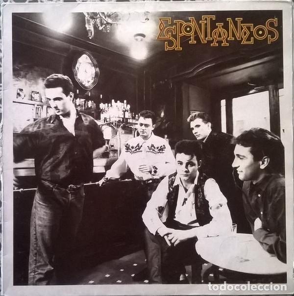 ESPONTANEOS _– ESPONTANEOS (Música - Discos de Vinilo - Maxi Singles - Rock & Roll)