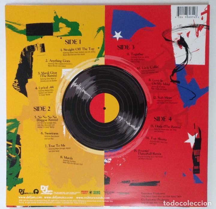 """Discos de vinilo: RED STAR SOUNDS PRESENTS DEF JAMAICA 2xLP ALBUM VINILO US RAP / HIPHOP 2003 (12"""" ALBUM 33 rpm) - Foto 2 - 207670830"""