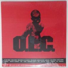 """Discos de vinilo: VARIOUS – O.L.C. 2XLP ALBUM COMPILATION VINILO RAP / US HIPHOP 1999 (12"""" ALBUM 33 RPM). Lote 207671001"""