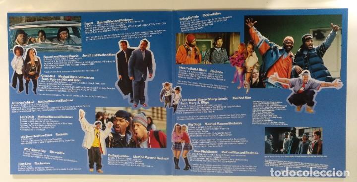 """Discos de vinilo: METHOD MAN & REDMAN -BSO HOW HIGH 2LP ALBUM COMPILATION VINILO RAP / US HIPHOP 2002 (12"""" ALBUM) - Foto 3 - 207671696"""