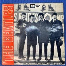 Discos de vinilo: EP THE BEATLES - KANSAS CITY - DSOE 16.643 - ESPAÑA - AÑO 1964. Lote 207686742