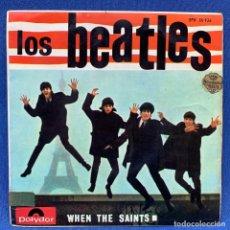 Discos de vinilo: EP LOS BEATLES - THE BEATLES WHEN THE SAINTS - EPH 50926 - ESPAÑA - AÑO 1964- BIEN CONSERVADO. Lote 207691707
