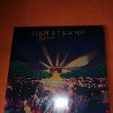 Discos de vinilo: SUPERTRAMP PARIS. DOBLE ALBUM. 1980 AM RECORDS. CARPETA ABIERTA CON ENCARTES.. Lote 207697800