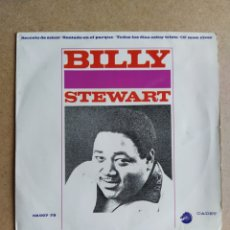 """Discos de vinilo: BILLY STEWART """" EVERY DAY I HAVE THE BLUES"""". Lote 207700655"""