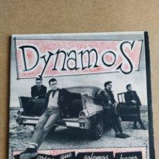 """Discos de vinilo: DYNAMOS """"LAS COSAS QUE SOLEMOS HACER"""". Lote 207702787"""
