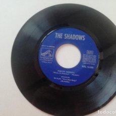 Discos de vinilo: THE SHADOWS - THE WAR LORD +3 - EP LA VOZ DE SU AMO 1966. Lote 207704736