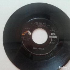 Discos de vinilo: EDDY ARNOLD - THE EASY WAY / MAKE THE WORLD GO AWAY - SINGLE RCA USA 1965 // CHET ATKINS. Lote 207707021