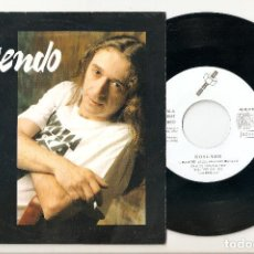"""Discos de vinilo: ROSENDO 7"""" SPAIN 45 MAJETE ! SINGLE VINILO 1992 PROMOCIONAL SPANISH HARD ROCK DURO MUY BUEN ESTADO !. Lote 207707140"""