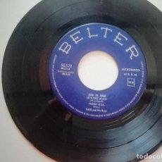 Discos de vinilo: FATS AND HIS BOYS - ESTO ES TWIST +3 - EP BELTER ESPAÑA 1961. Lote 207715196