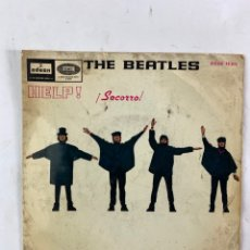 Discos de vinilo: SINGLE THE BEATLES HELP. 1965.. Lote 207721420