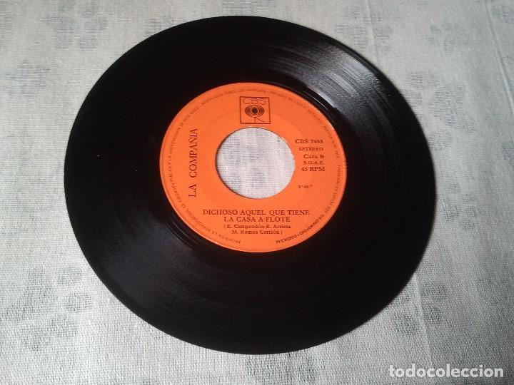 Discos de vinilo: Tres discos de vinilo retro de Raphael, Mike Kennedy y la Compañía. Antiguos DJ - Foto 9 - 207724507