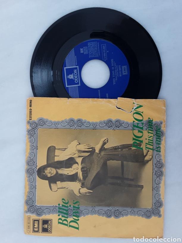 BILLIE DAVIS PIGEON EP THIS TIME IS MINE (Música - Discos de Vinilo - EPs - Pop - Rock Internacional de los 50 y 60)