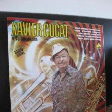 Discos de vinilo: XAVIER CUGAT Y SU ORQUESTA. BRASIL, AMAPOLA, BESAME MUCHO..... LP DIAL DISCOS 1979.. Lote 207738462