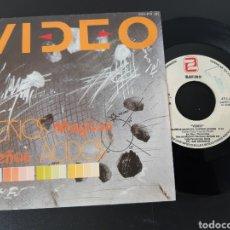 Discos de vinilo: DISCO PROMOCIONAL! VIDEO. SUEÑOS MAGICOS, SUEÑOS ACIDOS. 1986. ZAFIRO.. Lote 207739045