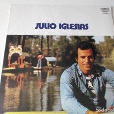 Discos de vinilo: JULIO IGLESIAS, EDICION ESPECIAL CIRCULO DE LECTORES, 1975. Lote 207739425