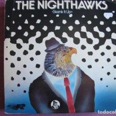 Discos de vinilo: LP - THE NIGHTHAWKS - SKANK IT UP (SPAIN, ARIOLA RECORDS 1980). Lote 207739655