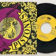 "Discos de vinilo: PISTONES 7"" SPAIN 45 LA ESCAPADA SINGLE VINILO 1992 SPANISH POP ROCK PROMOCIONAL 1 SOLA CARA RARO !!. Lote 207744673"