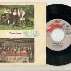 "Discos de vinilo: OS RESENTIDOS 7"" SPAIN 45 TUMBAO + SONGORO COSONGO 1988 SINGLE VINILO SPANISH POP ROCK SKA FUNK PROM. Lote 207749152"