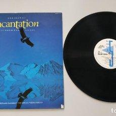 Disques de vinyle: 0620- THE BEST OF INCATATION MUSIC FROM ANDES LP 1985 VIN POR NM DIS M. Lote 207749287