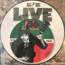 Disques de vinyle: AC/DC – LIVE FROM THE ATLANTIC STUDIOS -LP PICTURE-. Lote 230222625