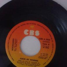 Discos de vinilo: SINGLE - MOCEDADES --- AÑO 1982 -VER FOTOS. Lote 207758503