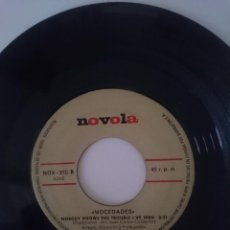 Discos de vinilo: SINGLE - MOCEDADES ------ AÑO 1974 -VER FOTOS. Lote 207758625
