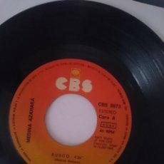 Discos de vinilo: SINGLE - MEDINA AZAHARA - AÑO 1980 -VER FOTOS. Lote 207758858