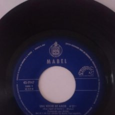 Discos de vinilo: SINGLE - MABEL - AÑO 1979 -VER FOTOS. Lote 207761740