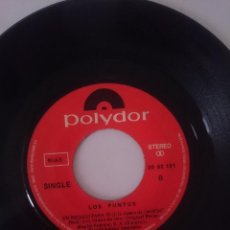 Discos de vinilo: SINGLE - LOS PUNTOS - AÑO 1973 -VER FOTOS. Lote 207762513