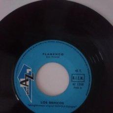 Discos de vinilo: SINGLE - LOS BRINCOS--VER FOTOS. Lote 207763795