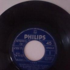 Discos de vinilo: SINGLE - LOBO --VER FOTOS. Lote 207764000