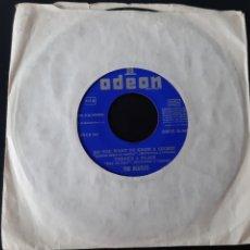 Discos de vinilo: THE BEATLES. TWIST AND SHOUD. TASTE OF HONEY. +2. DSOE 16.560. ODEON. 1963.. Lote 207764197