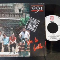 Discos de vinilo: 091. ¡EN LA CALLE! BLUES DE MEDIANOCHE. ZAFIRO. 1986. ESPAÑA. Lote 207767520