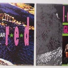 """Discos de vinilo: ((LOTE 2 MAXIS)) LA RED -AL MAR -------- LA RED -GUERRA Y PAZ [[ LOTE 7"""" 45RPM ]]. Lote 207771410"""
