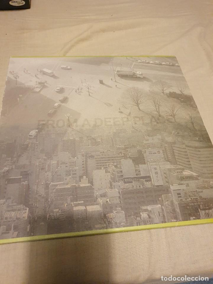 FROM A DEEP PLACE (Música - Discos - LP Vinilo - Techno, Trance y House)