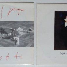 "Discos de vinilo: (LOTE 2 MAXIS) CABARET POP (DIEGO VASALLO COMPONENTE DE DUNCAN DHU) [[ LOTE 7"" 45RPM ]]. Lote 207780885"