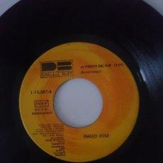 Discos de vinilo: SINGLE - EMILIO JOSE -VER FOTOS. Lote 207787946