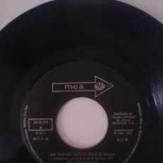 Discos de vinilo: SINGLE - EL CHICANO - AÑO 1972 -VER FOTOS. Lote 207787950