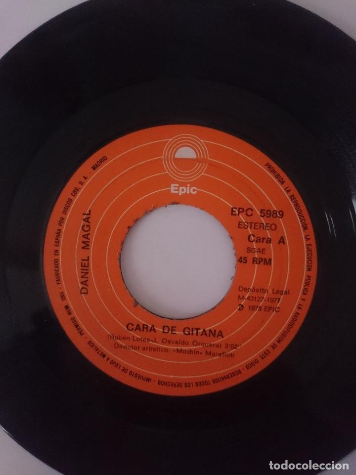 SINGLE - DANIEL MAGAL --- AÑO 1978 -VER FOTOS (Música - Discos - Singles Vinilo - Grupos y Solistas de latinoamérica)
