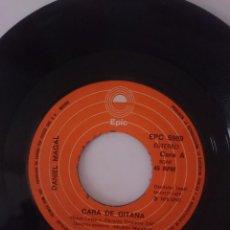 Discos de vinilo: SINGLE - DANIEL MAGAL --- AÑO 1978 -VER FOTOS. Lote 207788031