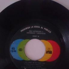 Discos de vinilo: SINGLE - BONEY M - AÑO 1980 -VER FOTOS. Lote 207788180