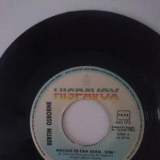 Discos de vinilo: SINGLE - BERTIN OSBORNE --- AÑO 1984 -VER FOTOS. Lote 207788212
