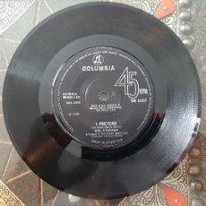 Discos de vinilo: DES O'CONNOR. I PRETEND/ THINKING OF YOU. COLUMBIA. DB 8397. 1968. Lote 207835738