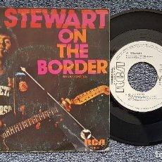 Discos de vinilo: AL STEWART - ON THE BORDER / FLYING SORCERY. PROMOCIONAL. EDITADO POR RCA. AÑO 1.977. Lote 207846261