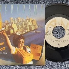 Discos de vinilo: SUPERTRAMP - THE LOGICAL SONG / JUST ANOTHER NERVOUS WRECK. AÑO 1.978. EDITADO POR CBS. Lote 207860092